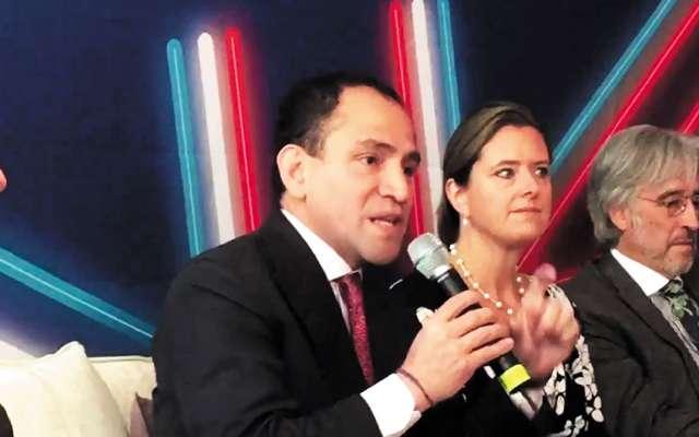 Arturo Herrera dijo que se analiza un reducción en la partida de la cuenta corriente.FOTO: ESPECIAL