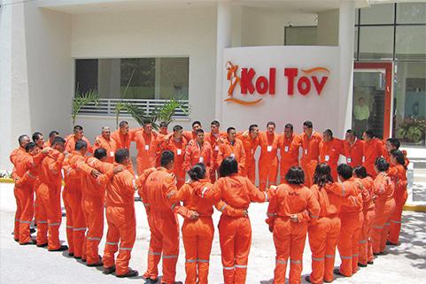 El Cedis es clave en la distribu- ción de Kol Tov, firma de Corporativo Kosmos.FOTO: ESPECIAL