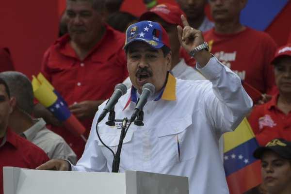 Pompeo comentó que había planteado a México y Noruega la posibilidad de dar asilo político a Maduro. Foto: Archivo | Cuartoscuro