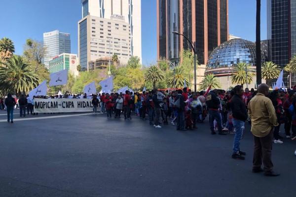 Circuito Interior, Avenida Chapultepec, Balderas, Ribera de San Cosme y Arcos de Belén se encuentran libres. Foto: Especial