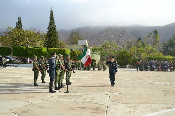 En la ceremonia estuvo presente el gobernador del estado de Chiapas, Rutilio Escandón. FOTO: ESPECIAL