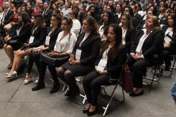 De acuerdo con datos del INEGI al cierre del cuarto trimestre de 2018, aproximadamente 21 millones de mujeres se encontraban ocupadas laboralmente