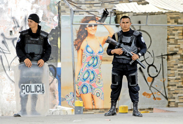 SEDE. Vigilancia extrema en lugar del diálogo de paz. Foto: Reuters