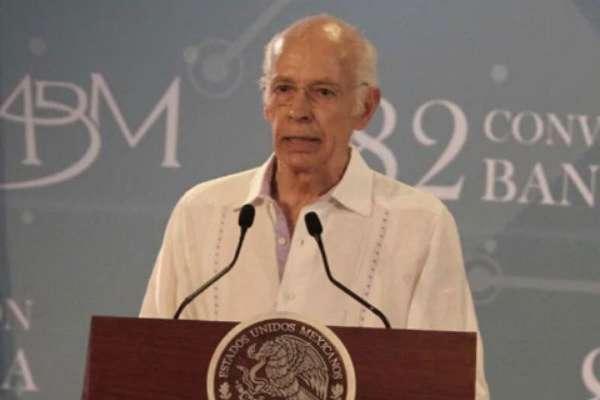 Luis Niño de Rivera, presidente de la Asociación de Bancos de México. FOTO: ESPECIAL