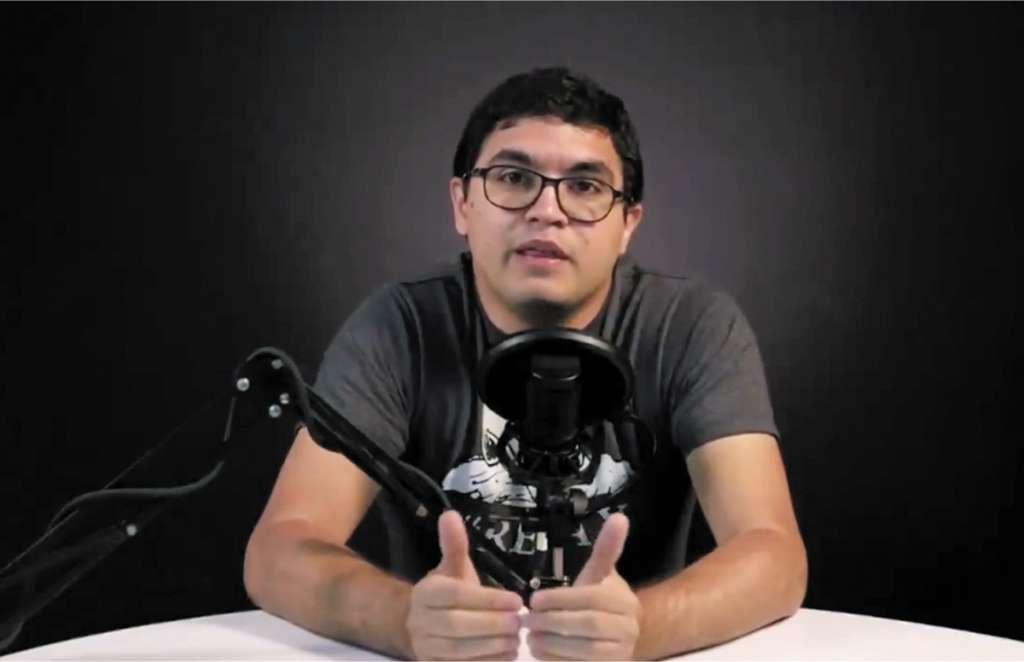 Luis Carlos Díaz tiene prohibido salir del país y participar en manifestaciones. FOTO: ESPECIAL