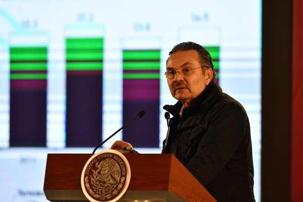 Romero Oropeza afirmó que la producción de petróleo ha presentado una ligera caída, pero ya se podrá ir viendo un repunte. Foto: Pablo Salazar