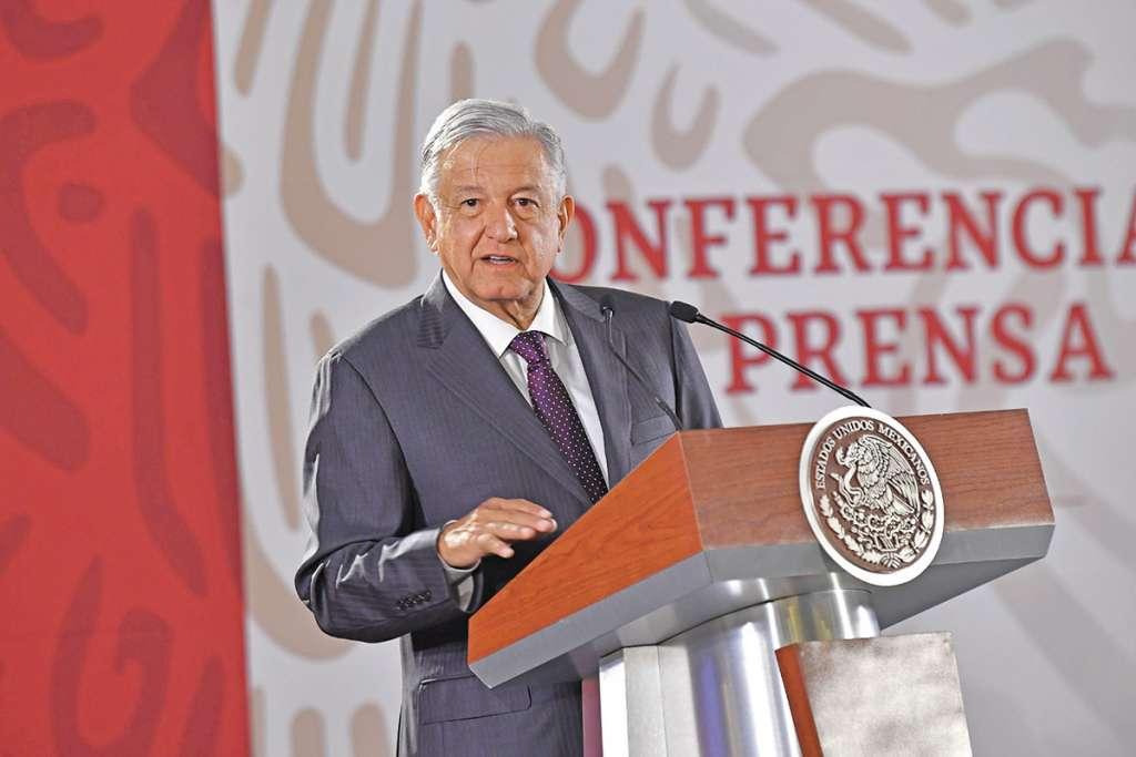 El Presidente aclaró que no contratará a quien haya trabajado en dependencias y esté implicado en actos de corrupción.FOTO: EDGAR LÓPEZ