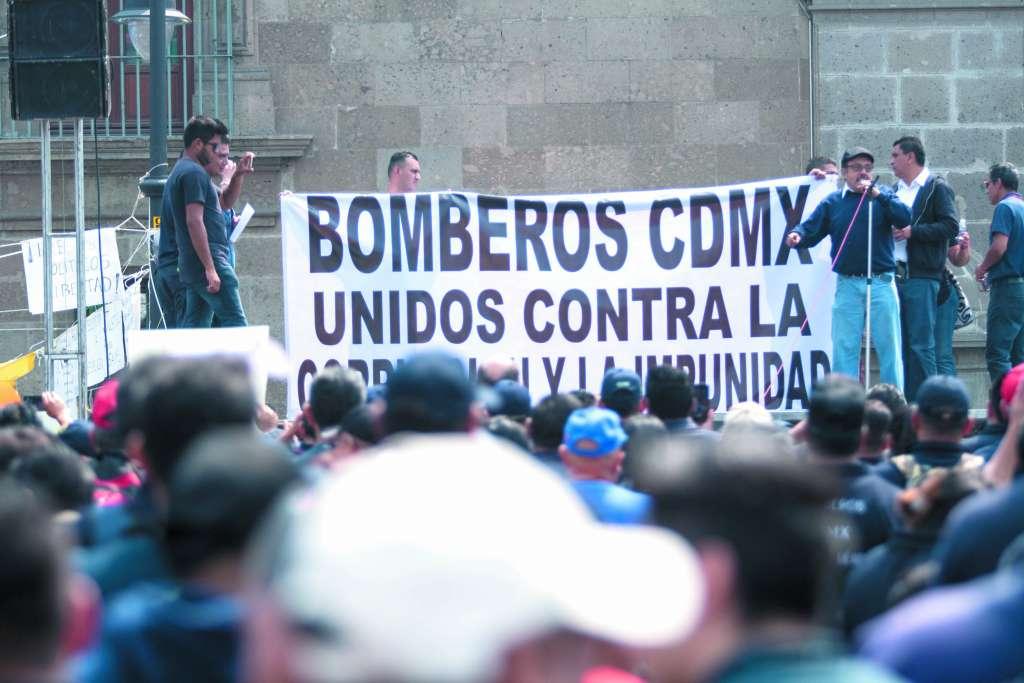 La administración anterior otorgó recursos adicionales al sindicato.FOTO: CUARTOSCURO