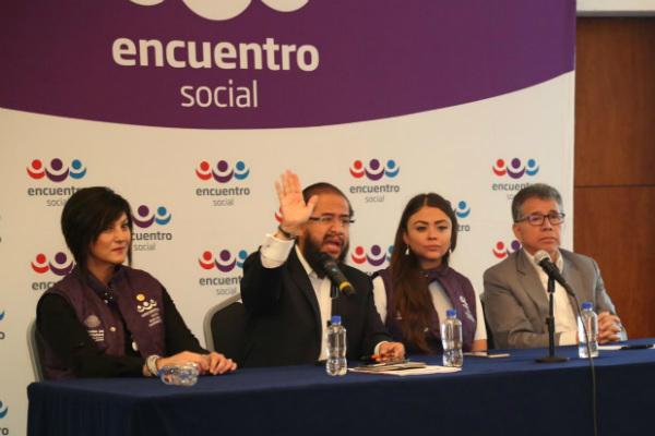 Hugo Eric Flores aseguró que tocarán las puertas de los Tribunales Internacionales pues no se distribuyeron adecuadamente los votos que consiguieron en el pasado proceso electoral