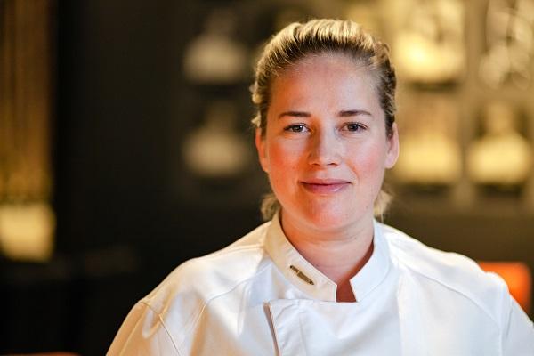 La chef tomó la decisión de no pensar en la gastronomía como una profesión de hombres. Foto: Cortesía
