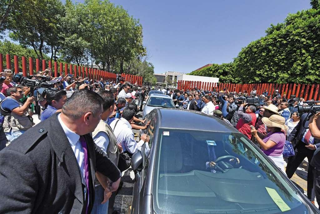 El nuevo instituto que sustituirá al INEE, ahora pierde total autonomía.FOTO: PABLO SALAZAR