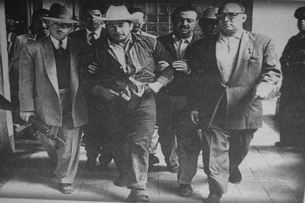 El luchador también estuvo preso en la cárcel de Lecumberri, la más famosa de la CDMX. Foto: Especial