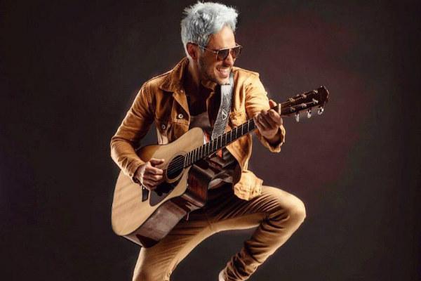 Patricio Arellano por fin llega a México para consentir a sus fans con la música de sus cuatro discos.