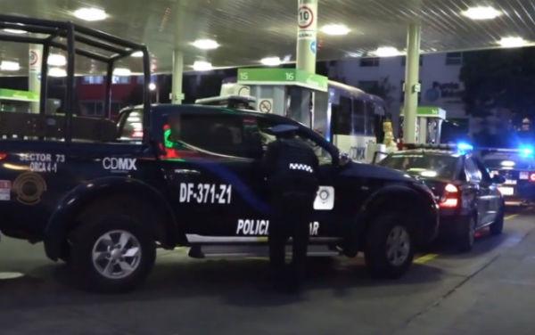 La SSC, por orden de su titular, disminuyó en 30 por ciento el suministro de combustible a sus vehículos oficiales. FOTO: ESPECIAL
