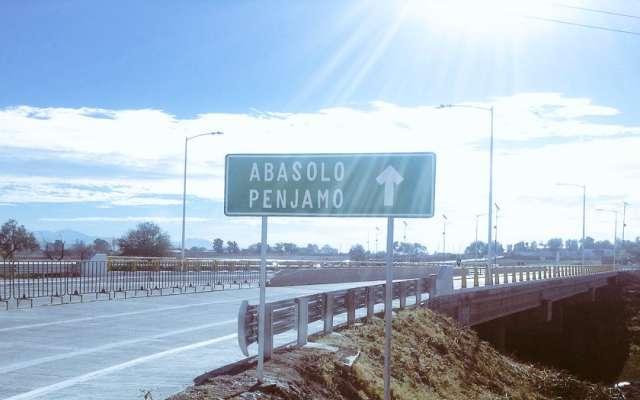 El accidente ocurrió en el kilómetro 59, con dirección a La Piedad. Foto: @Agua_Gto