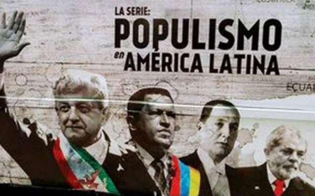 El material fue publicitado y presentado durante la campaña electoral de 2018. Foto: Especial