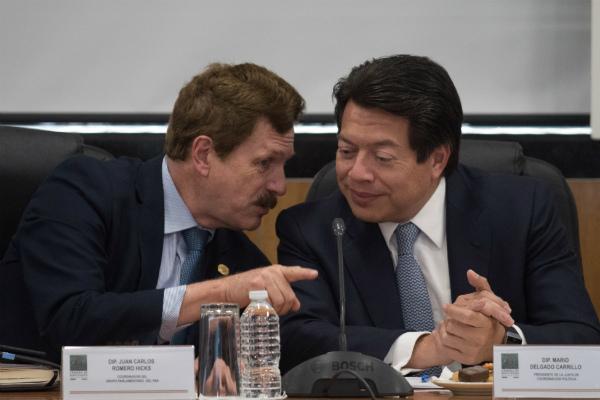 Dijo que en la última semana dos poderes de la nación fueron puestos a prueba por los miembros de la CNTE FOTO: Cuartoscuro