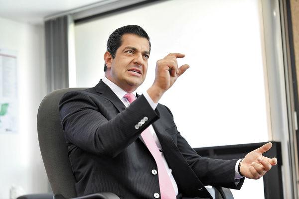 El funcionario precisó que en el último año, las aduanas de México recaudaron 940 mil millones de pesos. Foto: STAFF
