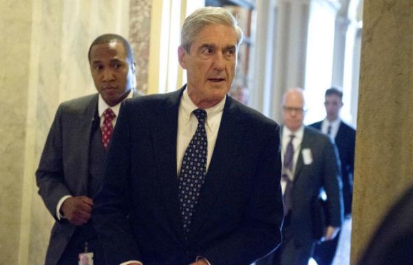 Robert Mueller no presentará más cargos en su investigación sobre Rusia y Trump. FOTO: AP