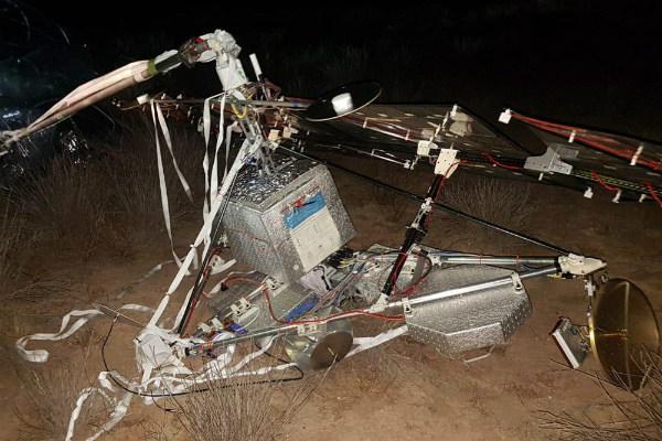 Medios locales apuntan que el satélite es parte del proyecto Loon, de la empresa Google