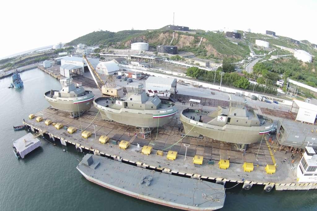 El proyecto prioritario del presidente contempla unir el puerto de Salina Cruz, Oaxaca, con Coatzacoalcos, Veracruz. Foto: Cuartoscuro