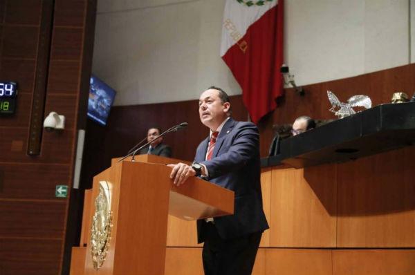 La minuta se encuentra en el Senado y su discusión en comisiones comenzará esta semana. Foto: Especial