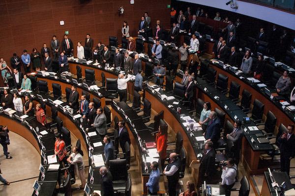 Los senadores también pretenden excluir de la revocación a los integrantes de ayuntamientos y alcaldías. Foto: Cuartoscuro