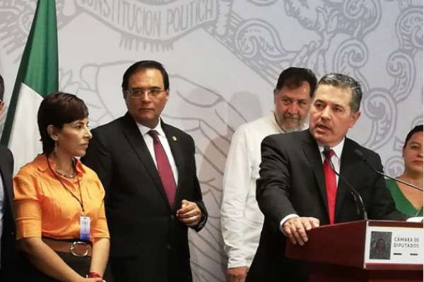 Es el arranque de la Cuarta Transformación nacional en el sindicalismo del país. FOTO: ESPECIAL