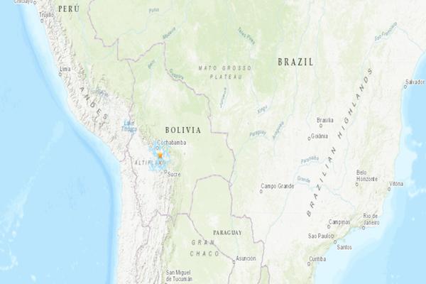 El Observatorio Sismológico de San Calixto en La Paz afirma que el sismo no causó daños materiales. Foto: Especial