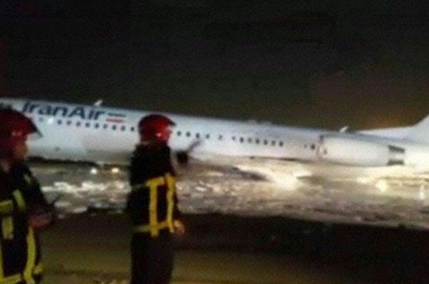 Teherán_avión
