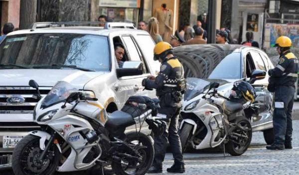 En enero se levantaron 3 mil 423 multas; ello obedece a la alta temporada de ventas. FOTO: VÍCTOR GAHBLER