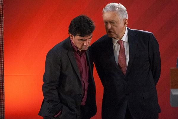 Este martes, el presidente López Obrador entregó las nuevas ternas para integrar la CRE. Foto: Cuartoscuro