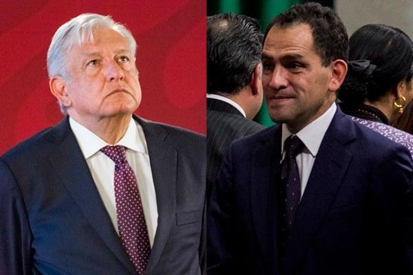 López Obrador aseguró que la refinería va. FOTO: ESPECIAL