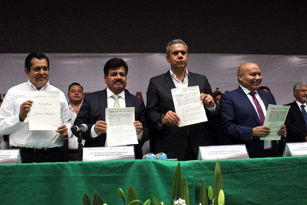 Los mandatarios compartirán estrategias para atender los problemas sociales de esta región. FOTO: ESPECIAL