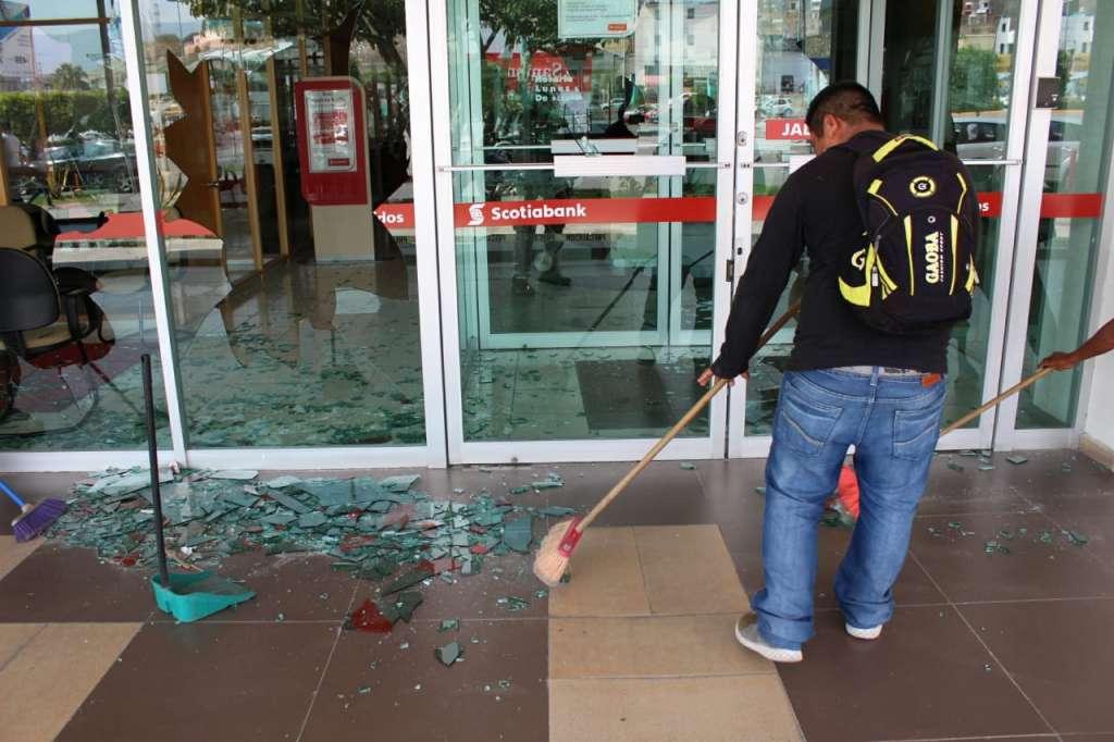 Los hechos ocurrieron en la segunda plaza comercial más grande de la ciudad, Las Américas. Foto: Especial