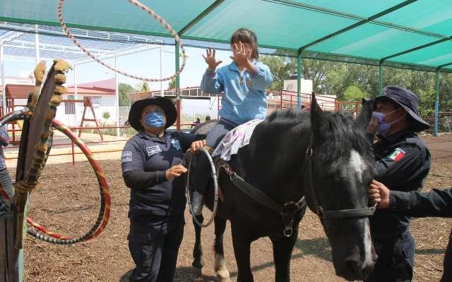 Los instructores están capacitados y ofrecen ejercicios para mejorar la coordinación, socialización y atención. Foto: Especial