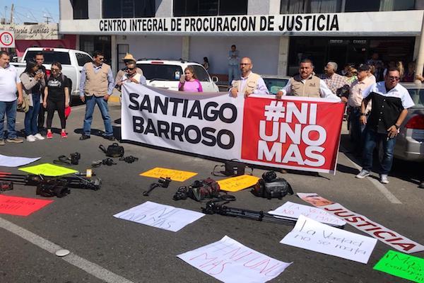 protesta_Santiago_Barroso