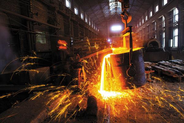 ESCUDO. La Cámara Nacional de la Industria del Hierro y Acero (Canacero) aplaudió la decisión. Foto: Especial