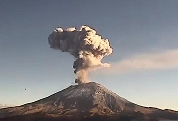 El Instituto de Geofísica de la UNAM desarrolló esta aplicación para dar a conocer las causas y los efectos de sismos y volcanes en la capital del país.FOTO: NOTIMEX