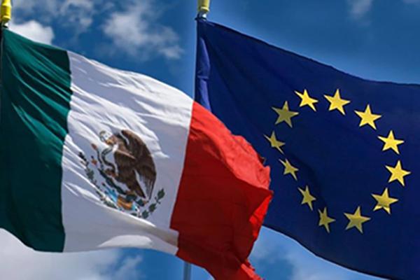 La modernización del Tratado de Libre Comercio entre la Unión Europea y México (TLCUEM) se firmará en abril. FOTO: ESPECIAL