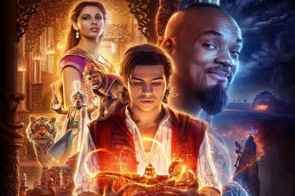 La película se estrenará el próximo 24 de mayo en cines.Foto: Disney