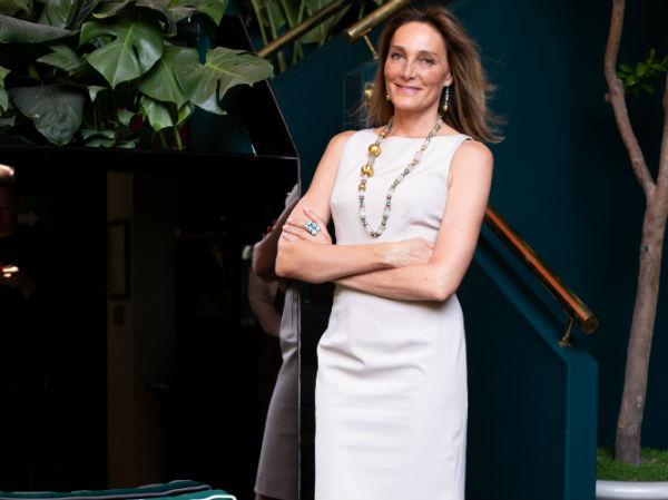 ALTRUISMO. Alejandra Alemán, presidenta de Niños en Alegría. Foto: Yaz Rivera