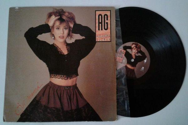 Bye Mamá fue el primer sencillo de la rockera en 1988, en su álbum debut que obtuvo Disco de Oro