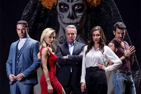 Dos producciones de Televisa, Amar a muerte y Por amar sin ley, dominan el prime time dominical. FOTO: ESPECIAL