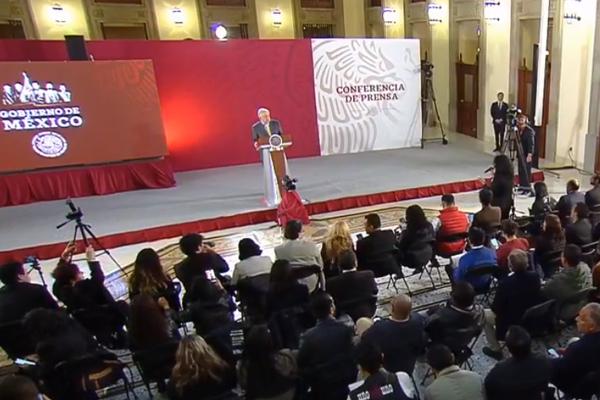 Queremos garantizar igualdad entre hombres y mujeres: López Obrador