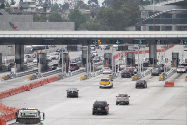 El bajo aforo a nivel nacional se debió al desabasto nacional de gasolinas. Foto: Notimex