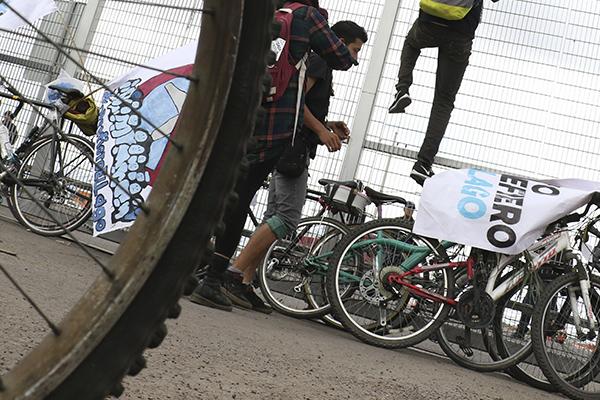 Congreso de la CDMX busca espacios obligatorios para bicicletas en centros comerciales