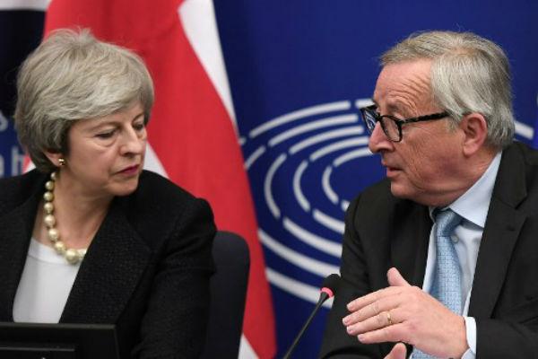 Ante la posible salida, Reino Unido buscaráfortalecer su relación política y económica con México. Foto: AFP