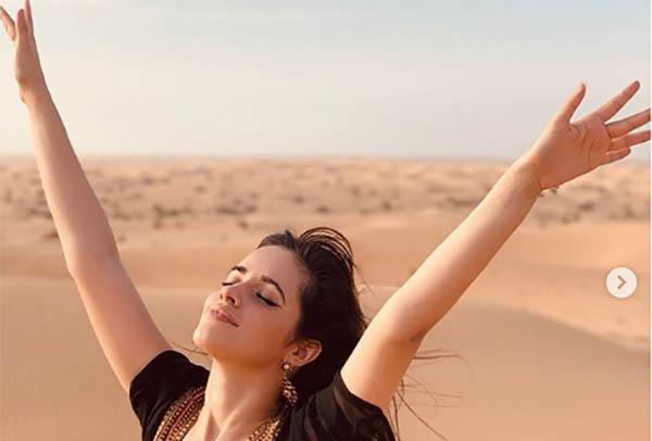 Este domingo, la cantante Camila Cabello celebra su cumpleaños número 22 y sus fans se han unido a los festejos con el hashtag#HappyBirthdayCamila. FOTO: INSTAGRAM