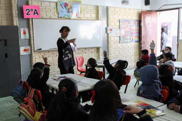 El objetivo del programa es fortalecer la impartición de la lengua extranjera. Foto: Archivo | Cuartoscuro